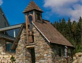 Pou� ke kaplièce sv. Františka z Assisi